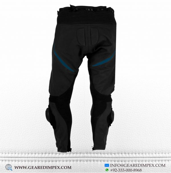 MOTORCYCLE LEATHER TROUSER BB