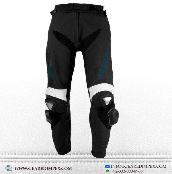 MOTORCYCLE LEATHER TROUSER FB